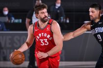 Lakers McGee Cavaliers Gasol