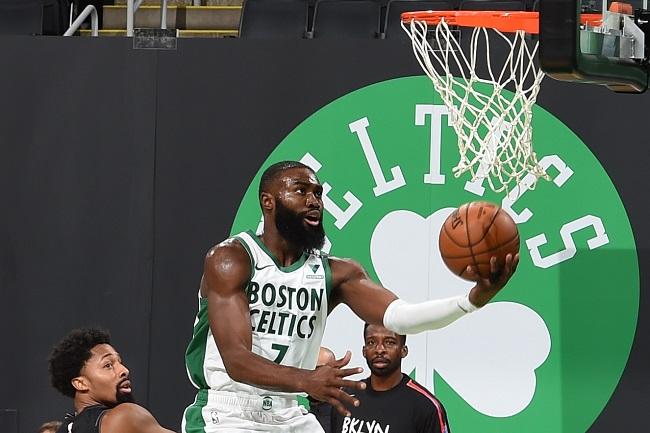 Jaylen Brown Celtics temporada