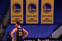 Stephen Curry vitória Warriors