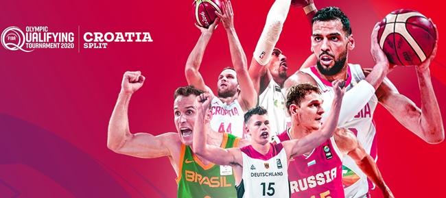 Confira o guia do Pré-Olímpico de Basquete Masculino