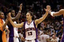 Times históricos Suns 2005